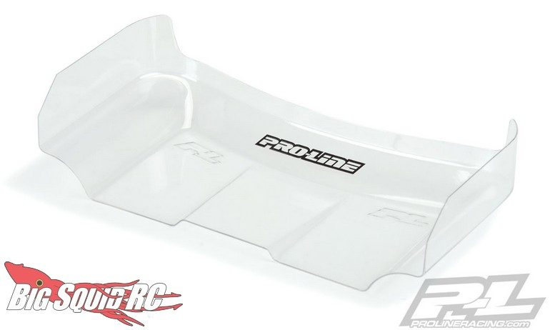Pro-Line Pre-Cut Air Force 2 HD Wing