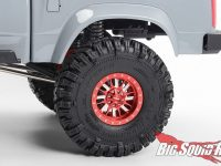 "RC4WD Enforcer Red 1.9"" Wheels"