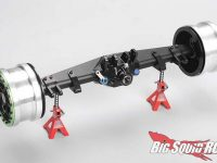 RC4WD Rigid Remote Lock Rear Axle