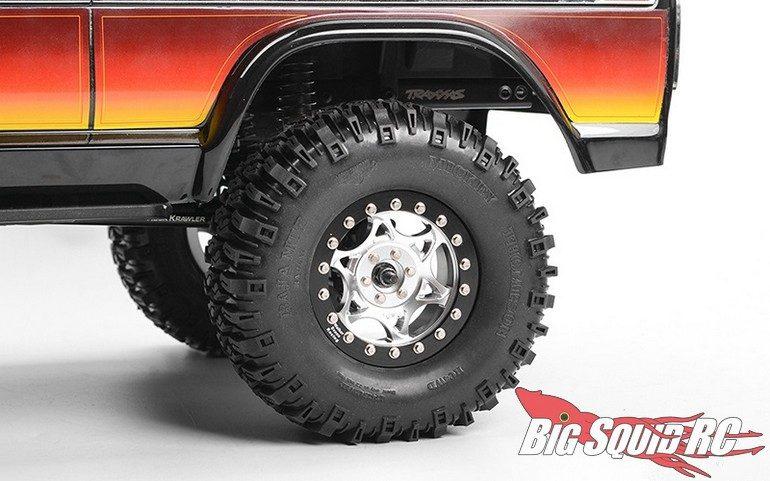 RC4WD Walker Evans Legend 2.2 Aluminum Wheels