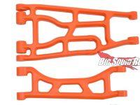 RPM A-Arms Orange Traxxas X-Maxx