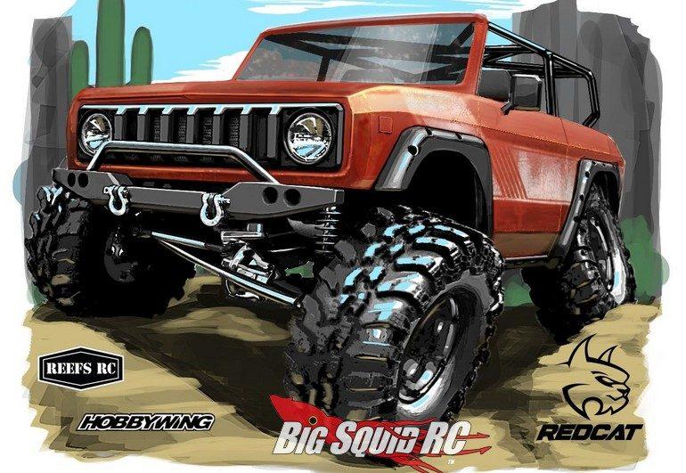 Redcat Racing Axe Edition Gen8 Scout II