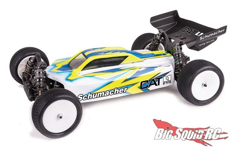 Schumacher RC CAT L1 EVO Buggy Kit