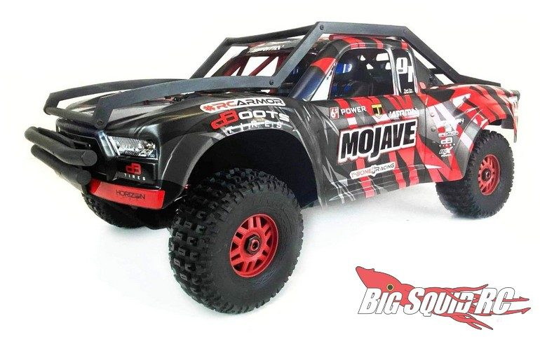 T-Bone Racing EXO Roll Cage Arrma Mojave