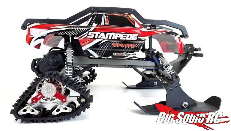 T-Bone Racing Rear Snow Tracks Traxxas 2WD