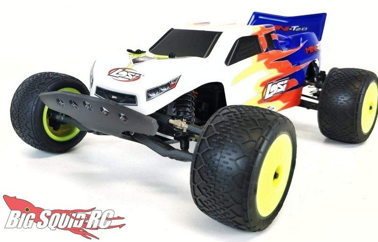 T-Bone Racing Bumper Losi Mini-T 2.0