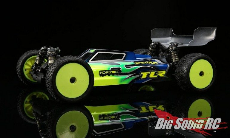TLR 22X-4 4WD Buggy Kit