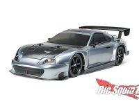 Tamiya Toyota Supra Racing (A80) TT02