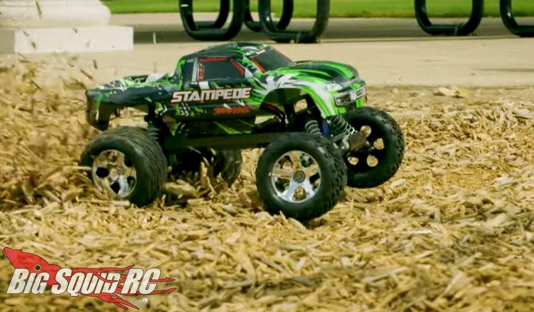 Traxxas Stampede New Colors Video