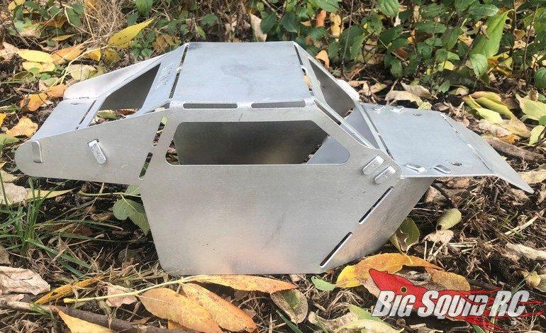 Wicked RC Traxxas Slash Aluminum Body