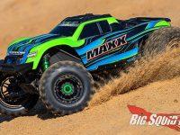 New Colors Traxxas Maxx Monster Truck