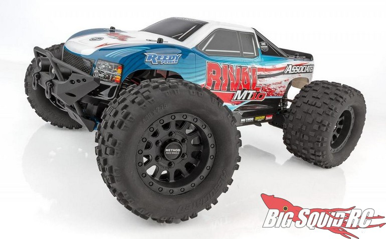 Associated Electrics RIVAL MT10 Monster Truck