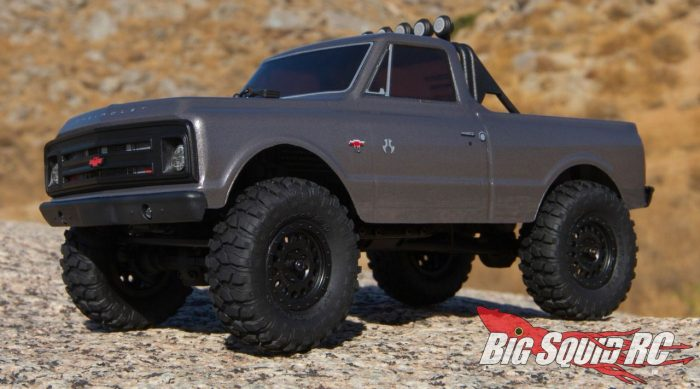 Axial Racing SCX24 1967 Chevrolet C10 RTR