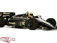 Carisma Racing CRF-1 Classic Team Lotus Type 98T Kit