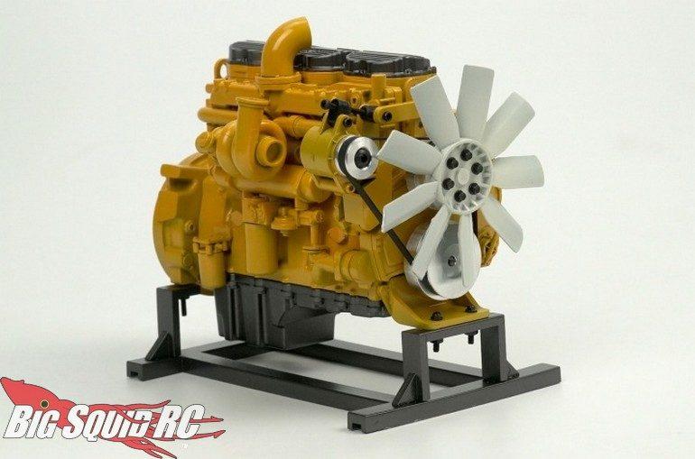Cross RC C12 1/12 Scale Engine Kit
