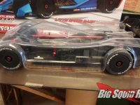 Delta Plastik USA RC 7th Jag XRS Li High Speed Body