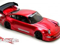 Exotek Stuttgart M-Class Super Car Clear Body