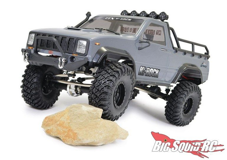 FTX Outback Hi-Rock 10th Rock Crawler RTR