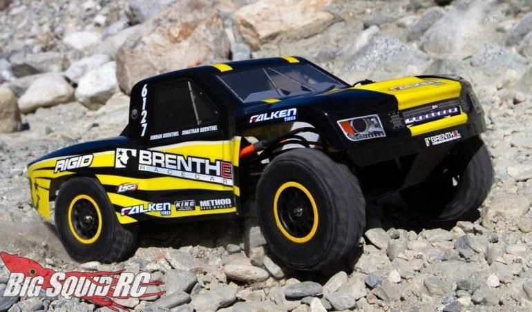 Losi Tenacity TT Pro 4WD SCT Brushless RTR