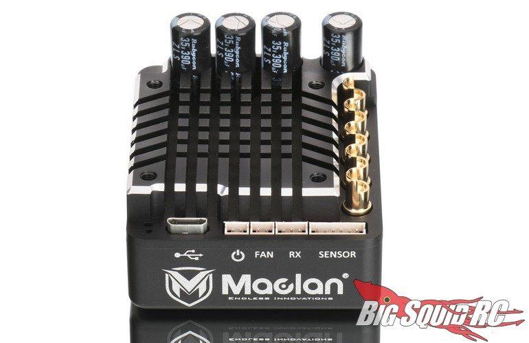 Maclan Racing MMax 8 Brushless ESC