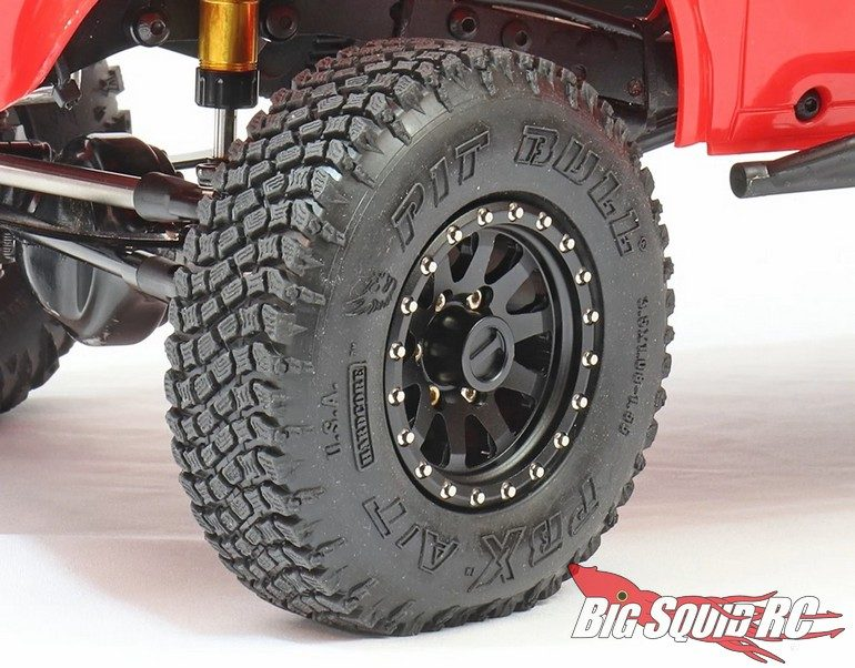 Pit Bull RC Alien Compound 1.55 PBX A/T Scale Tires