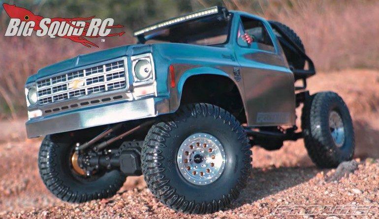 "Pro-Line Interco TrXus M/T 1.9"" Crawling Tire Video"