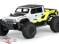 Pro-Line Jeep Gladiator Rubicon Clear Body SC MT