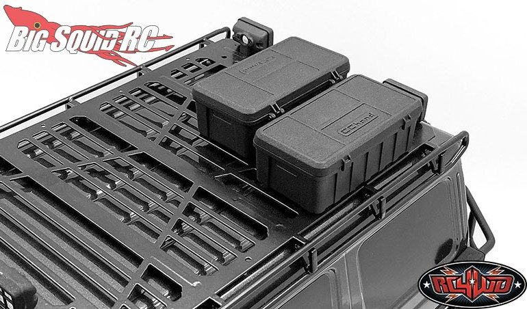 RC4WD 10th Scale Heavy Duty Cargo Box