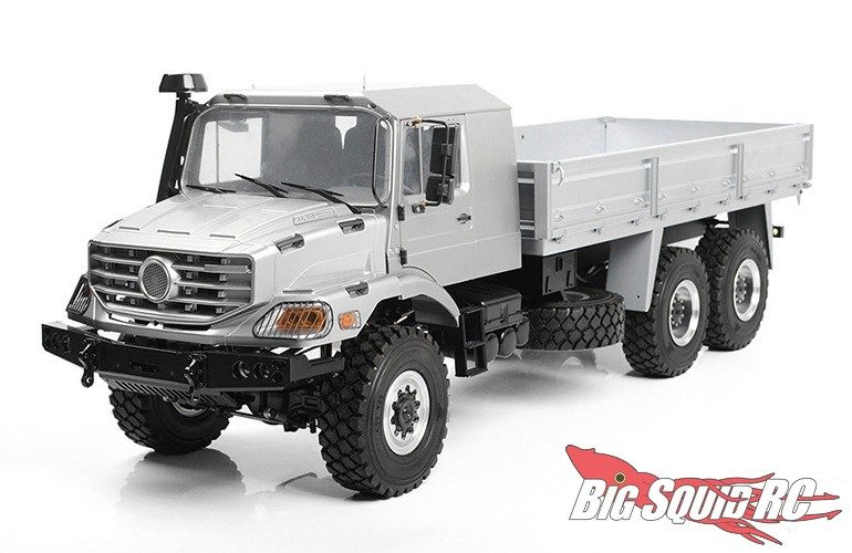 RC4WD Overland 6x6 Utility Bed RTR