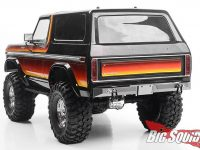 RC4WD Tough Armor Rear Bumper Traxxas TRX-4