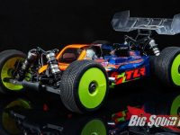 TLR 8IGHT-X Elite Nitro Buggy Race Kit