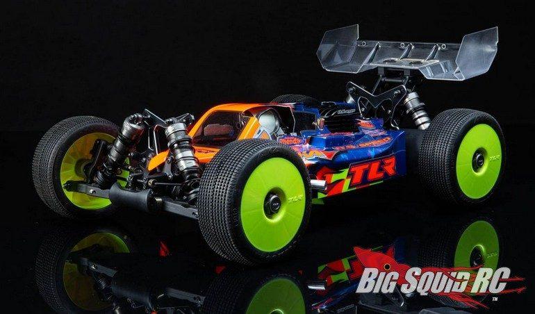 TLR 8IGHT-X Elite Nitro Buggy Race Kit
