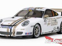 Tamiya Porsche 911 GT3 CUP VIP 2008