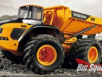 Tamiya Volvo A60H Hauler 6x6