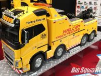 Tamiya Volvo FH16 Globetrotter 750 8x4 Tow Truck