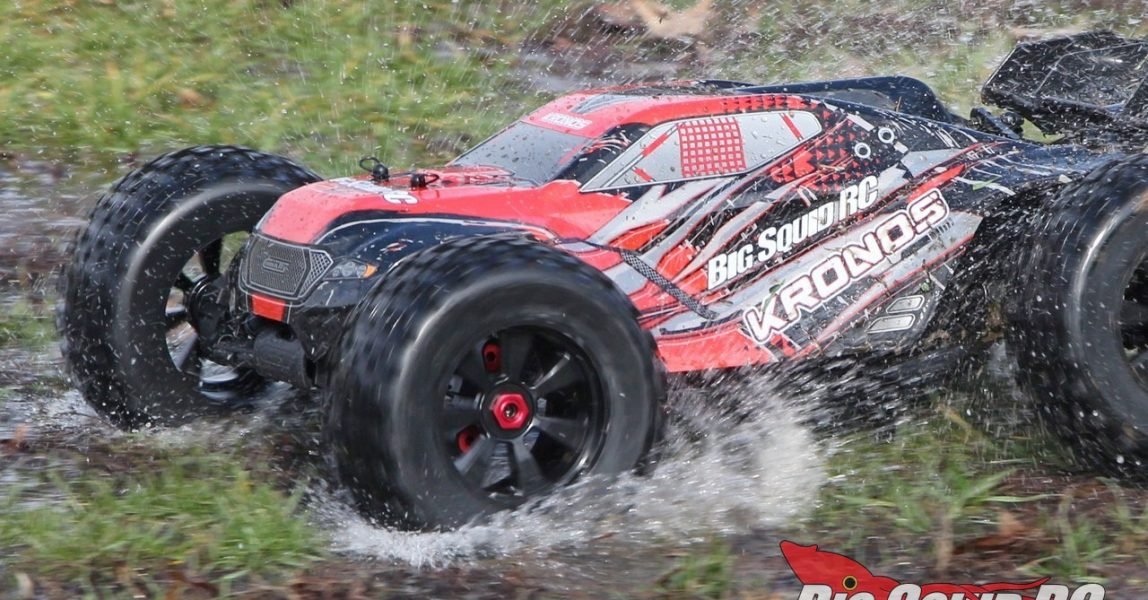 Team Corally Kronos XP 6S Monster Truck Review