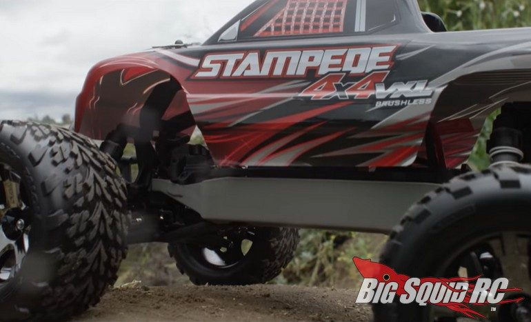 Traxxas Stampede 4x4 VXL Video