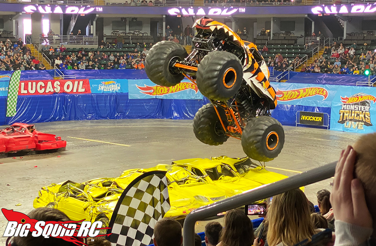 Monster Truck Madness Hot Wheels Monster Trucks Live Big Squid Rc Rc Car And Truck News Reviews Videos And More