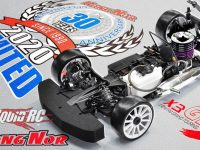Hong Nor X3GTS 30th Anniversary Limited Edition Kit