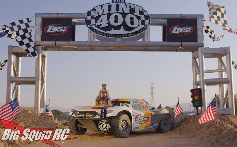 Losi 5IVE-T 2.0 Conquers The Mint 400