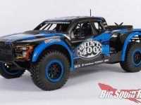 Losi Mint 400 Ford Raptor Baja Rey