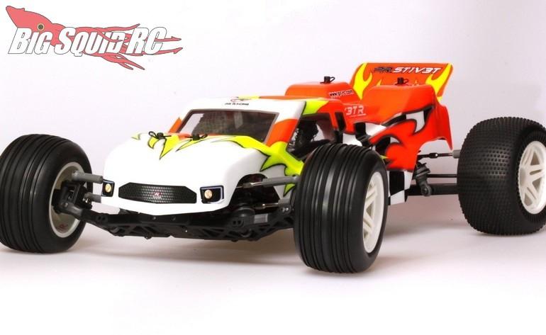 PR Racing 2020 V3T R Pro Stadium Truck Kit