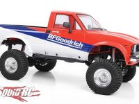 RC4WD Trail Finder 2 RTR Mojave II Body Set BFGoodrich 150th Anniversary Edition