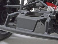 RPM Front Bumper Skid Plate Losi Baja Rey