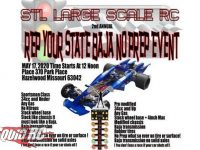 STL Large Scale RC 2020 No-Prep 5th Scale Drag Race Event