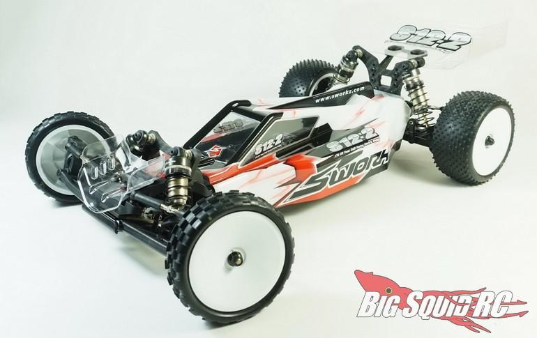 SWORKz S12-2 2WD Buggy Kit