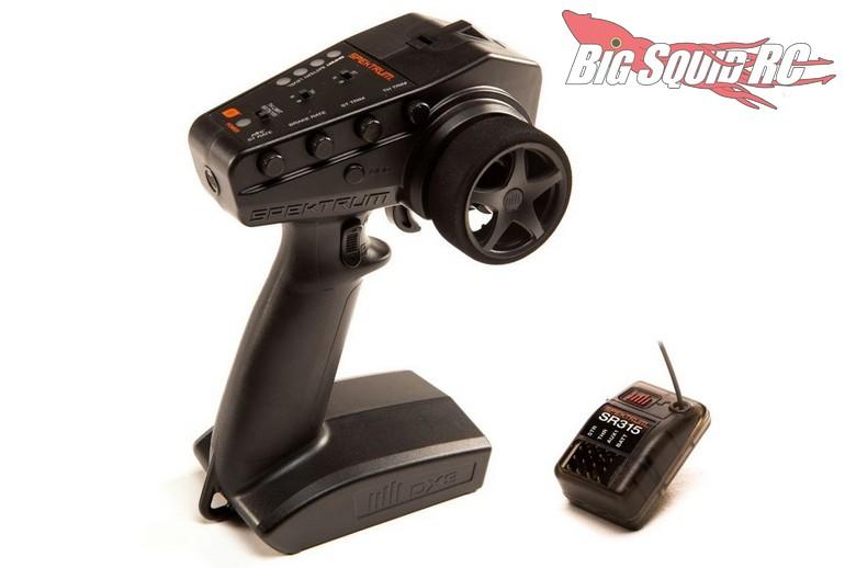Spektrum DX3 Smart 3-Channel Transmitter
