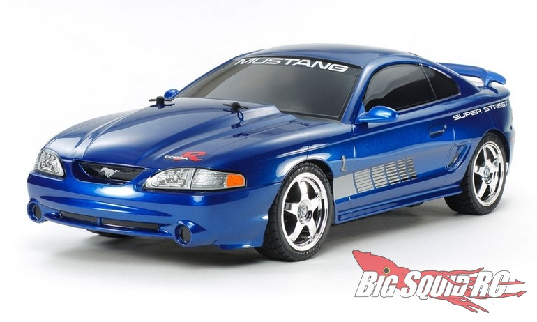 Tamiya Ford SVT Mustang Cobra R 1995