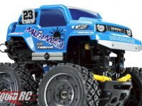 Tamiya MudMad Action Video
