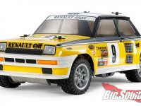 Tamiya Renault 5 Turbo Rally